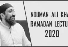 ramadan lectures 2020