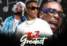 DJ Maff The 3 Greatest Mixtape - Best Of Wizkid Davido And Burna Boy