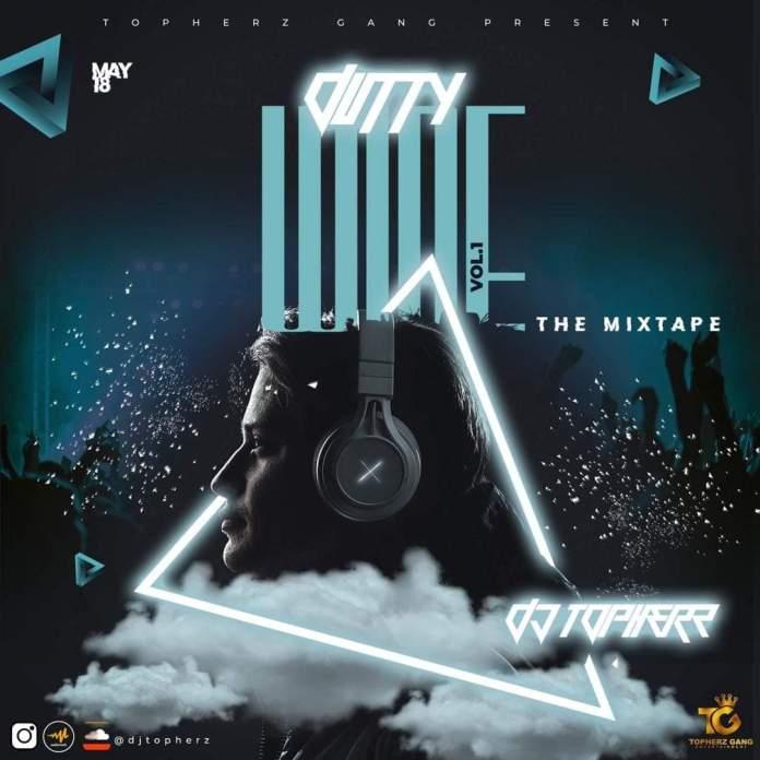DJ Topherz Dutty Wine The Mixtape Vol 1