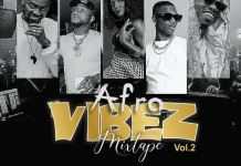 DJ Bolexzy Afro Vibez Mixtape Vol 2