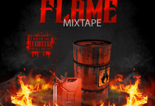 DJ KayFelly Flame Mixtape
