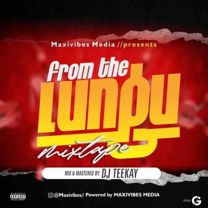DJ Teekay From The Lungu Mixtape