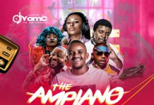 DJ YomC The Ampiano Mix
