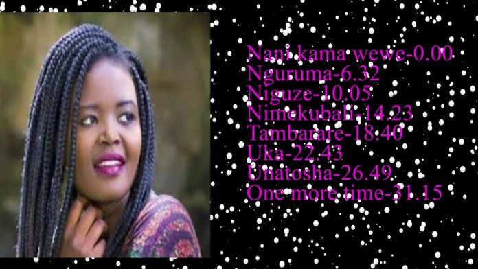 Best Of Eunice Njeri Songs Mix Mp3 Download - Eunice Njeri Gospel Mixtape