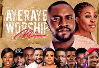 DJ JayFresh Ayeraye Worship Mixtape