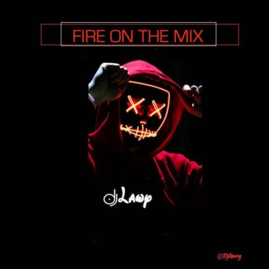 DJ Lawy Fire On The Mix Vol 1