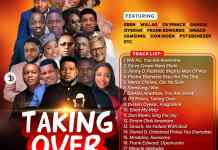 DJ Oyinzi Taking Over Gospel Mix
