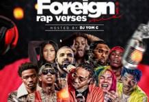 DJ YomC Foreign Rap Verses Mix 2.0