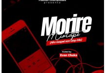 Evan Chuks Morire Afro Gospel Mix