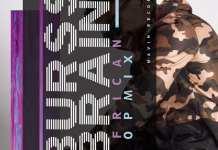 DJ Altims BurssBrain Afro Bop Mixtape