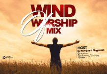 DJ Navijay Ft Nagornet Wind Of Worship Mix 2020