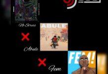 DJ SJS No Stress x Abule x Fem Mix
