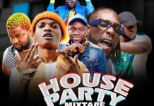 DJ Maff House Party Mix