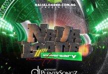 DJ Plentysongz Naijaloaded 11th Anniversary Mix