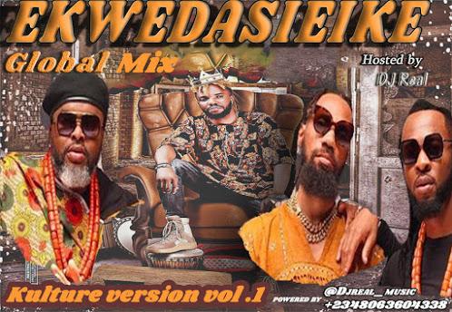 DJ Real Ekwedasieike Global Igbo Culture Hip Hop Mix Vol 1