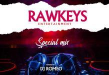 DJ Romeo Rawkeys Entertainment Special Mixtape
