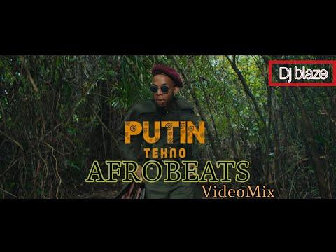 DJ Blaze Naija Afrobeat Video Mix