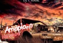 DJ Mowiz Amapiano Mixtape