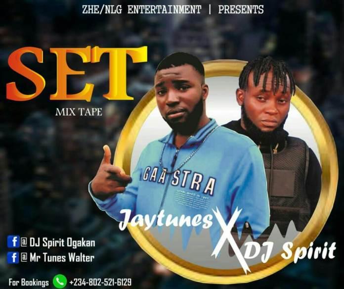 JayTunes x DJ Spirit Set Mixtape