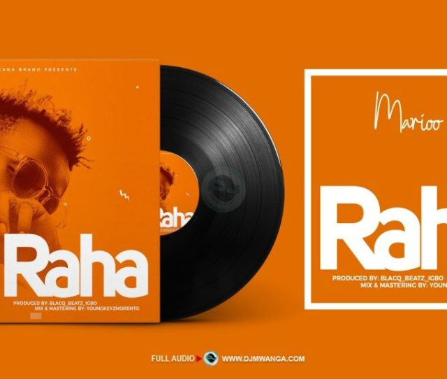 Audio Marioo Raha Download Dj Mwanga