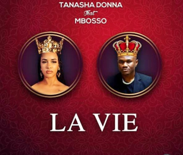 Audio Tanasha Donna Ft Mbosso La Vie Download Dj Mwanga