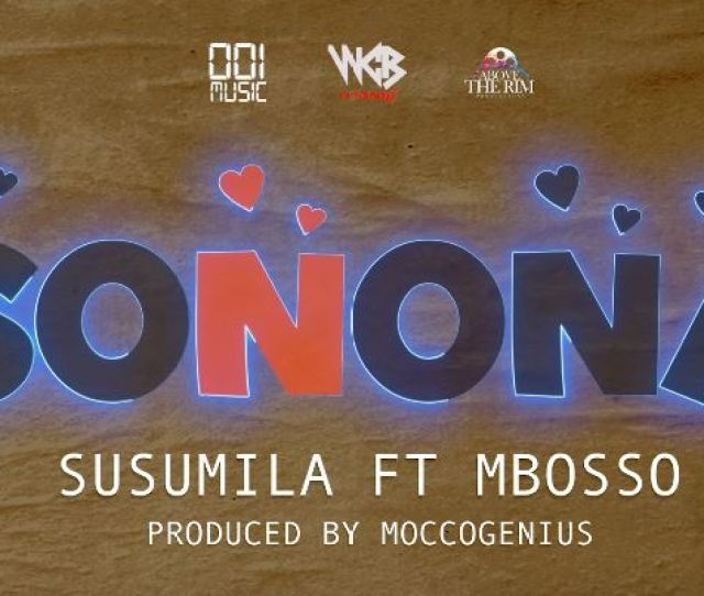Audio Susumila Ft Mbosso Sonona Download Dj Mwanga