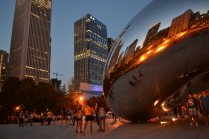 Cloud Gate - Chicago, Illinois