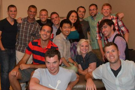 Group Shot - Chicago, Illinois - August 2013