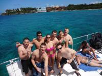 Sailing Excursion -Puerta Plata, Dominican Republic - February 2012