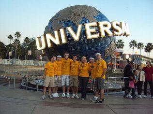 Universal Studios - Orlando, Florida - January 2012 Photo Credit: Stephen