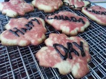 Canada Day Maple Cookies