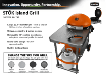 Microsoft PowerPoint Example - STOK Island Grill