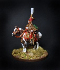 Napoleonic French Hussar General