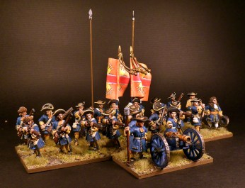 WIlliamite Wars Dutch Blue Guard