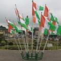 Côte d'Ivoire Djolo indépendance 7 aout