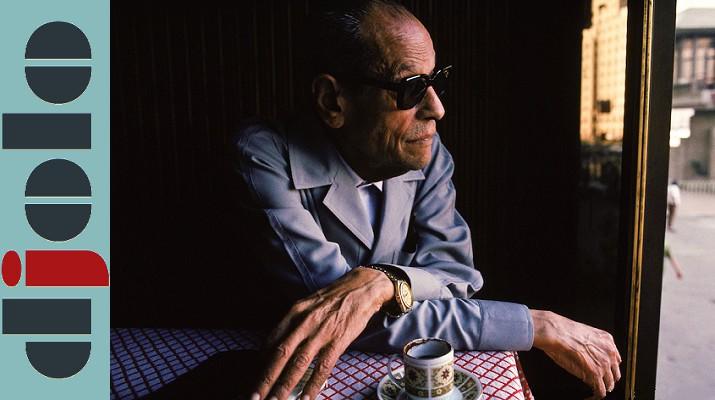 Naguib Mahfouz ecrivain egyptien nobel litterature djolo