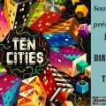 Ten Cities Soundway Records Just A Band Dirty Paraffin Pinch Djolo Octa Push Temi Oyedele