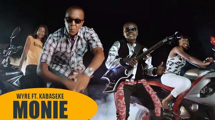 Wyre Inde Monie Kanda Bongo Man Benjamin Kabaseke djolo