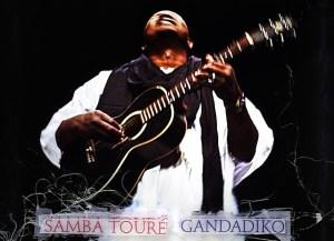 Gandadiko Samba Touré blues malien djolo
