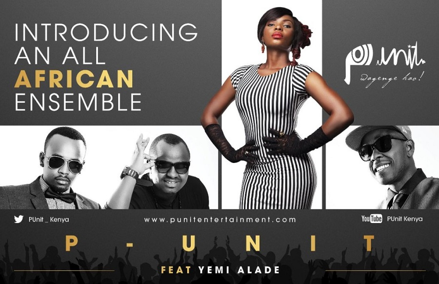 P-Unit Yemi Alade Different Djolo