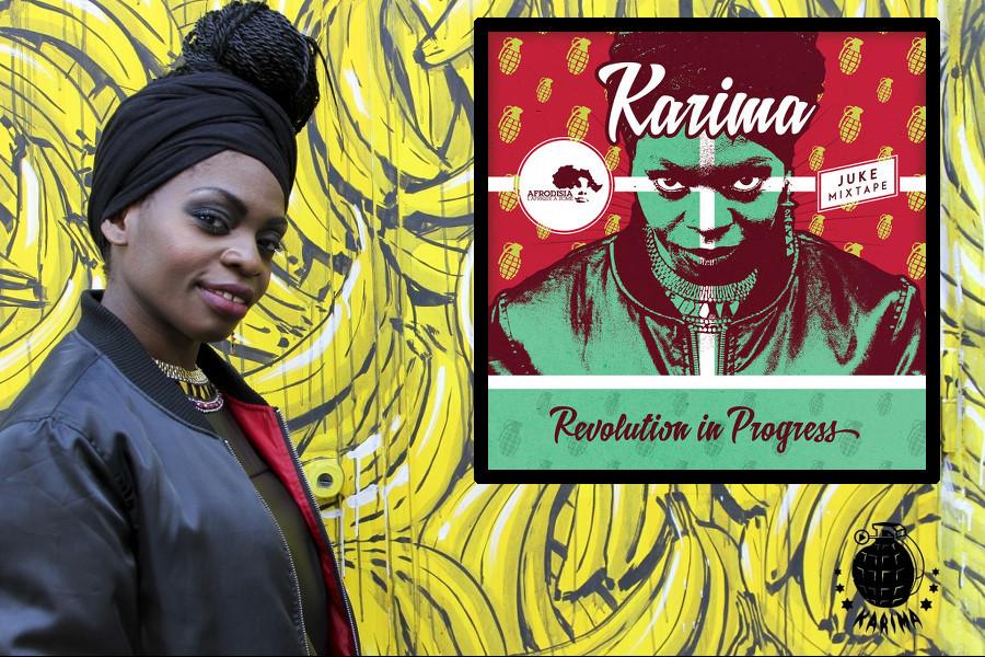 Karima 2G Revolution In Progress Mix du Dimanche Djolo