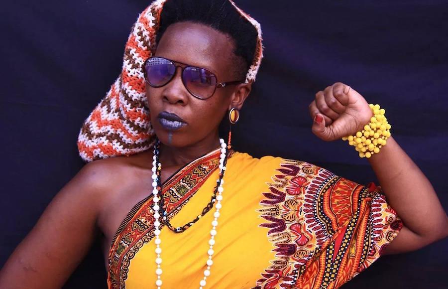 Jazz P Phephile rapSwaziland