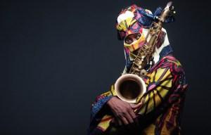 Lagbaja Afrobeat nigeria masqué djolo Cover