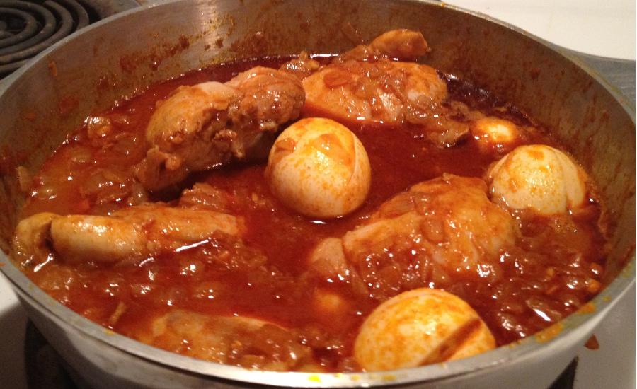 Doro Wat recette ethiopienne Djolo Cuisine