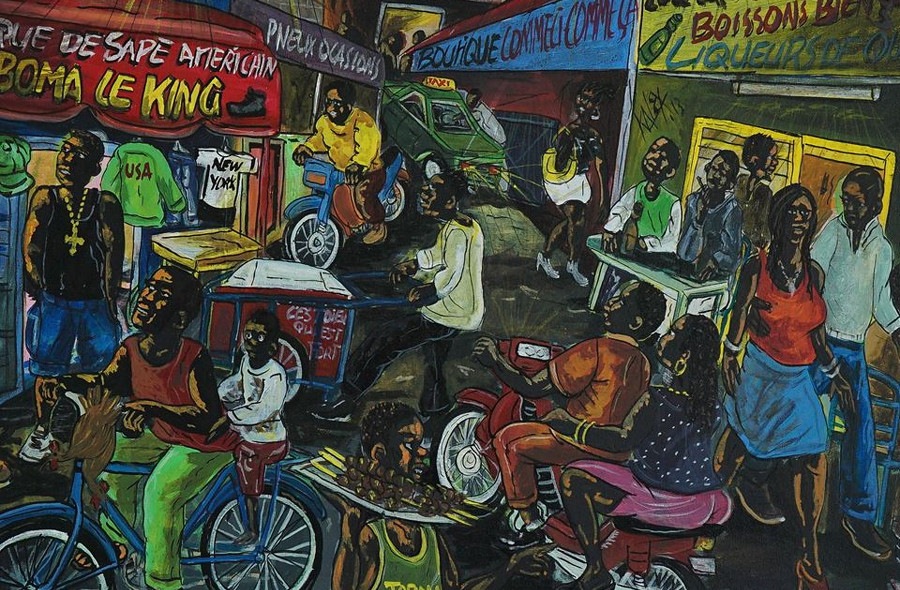 Moogho Art Melody Micro Makré Djolo Burkina