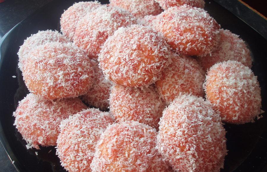 Boules de neige marocaines Djolo Cuisine Patisseries orientales