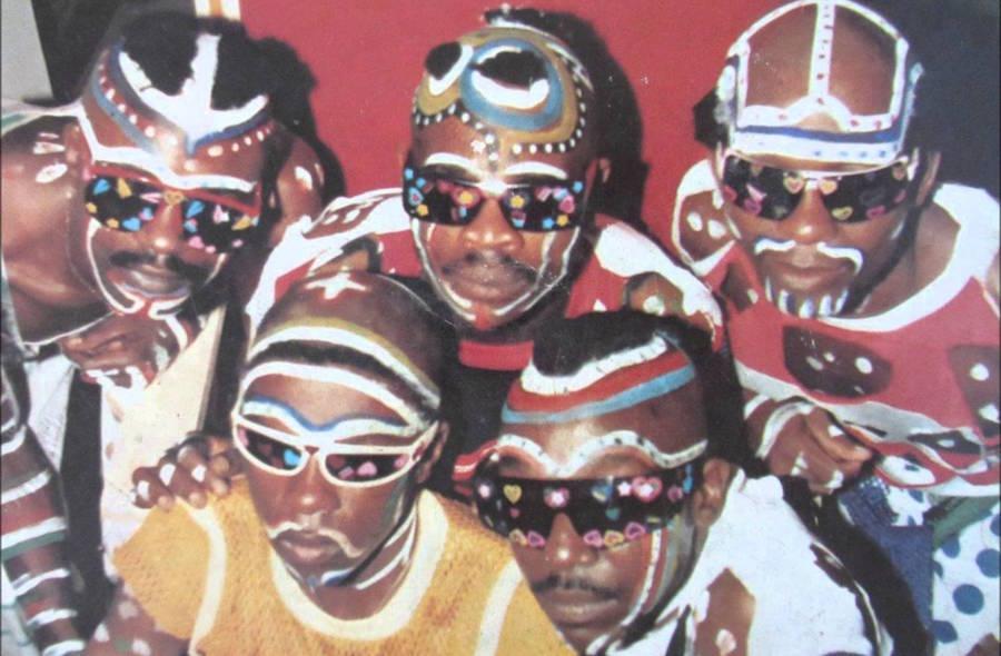 Les Têtes Brulées EN LIVE bikutsi Djolo Cameroun