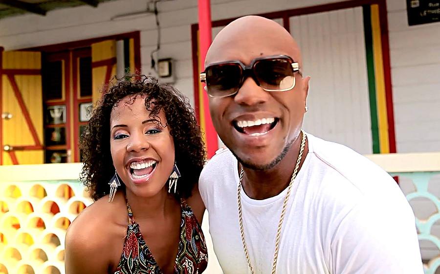 T-Shaa Ban Nou Mizik Misié Sadik Djolo Guadeloupe