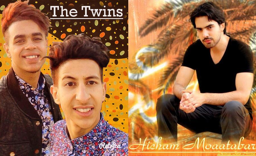 The Twins Maroc Goulou L'Hbibi Malou Djolo Cover