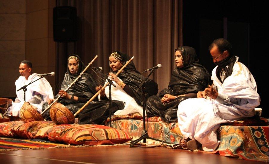 Coumbane Mint Ely Warakane Live Djolo Mauritanie